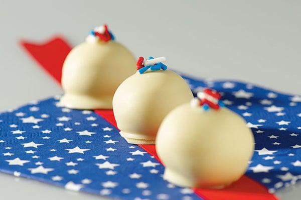 American spirit oreo cookie balls