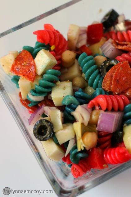 Fourth-of-July-Side-Dish-Pasta-Salad