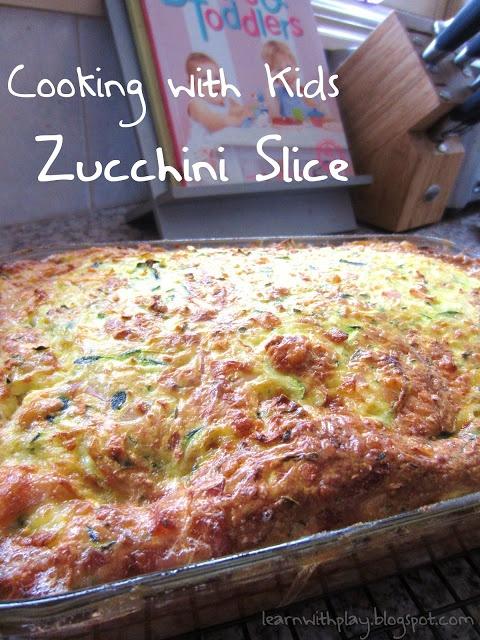 Zucchini Slice Casserole