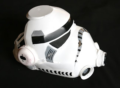 Star Wars Stormtrooper Milk Jug Helmet