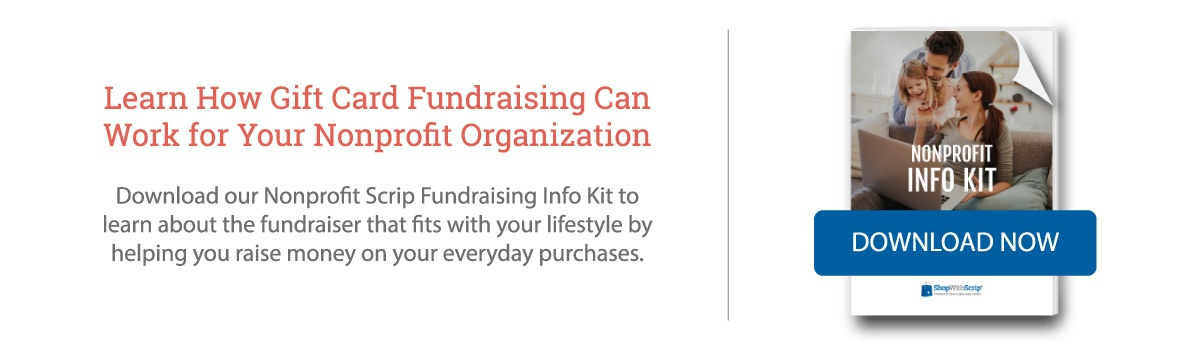 Download the Nonprofit Scrip Fundraising Info Kit