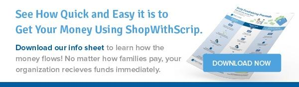 See how quick and easy it is to get your money using ShopWithScrip