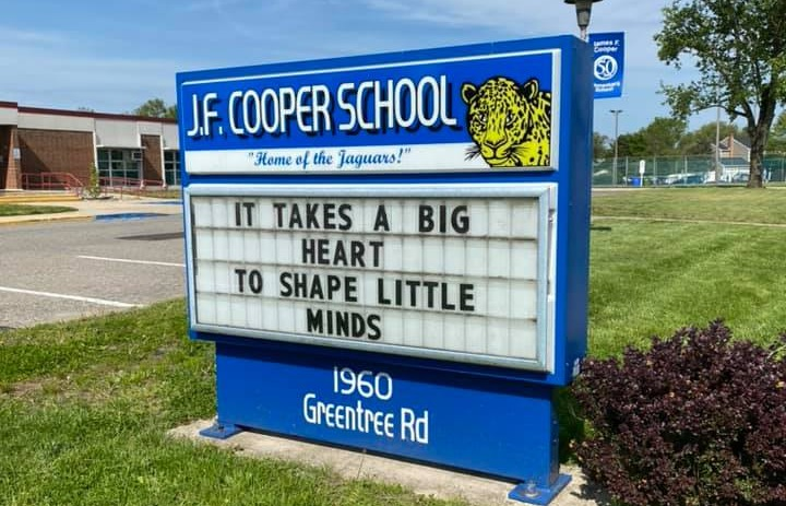 J.F. Cooper School Gift Card Fundraising Story Featured by the National PTA