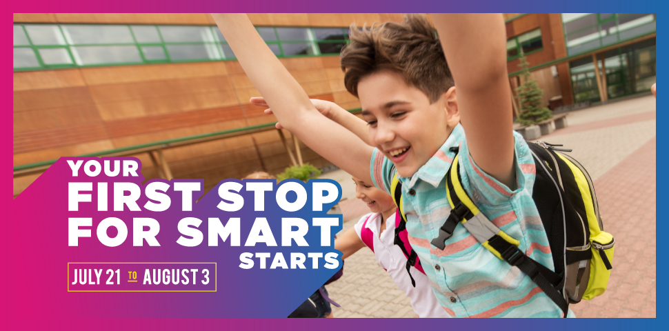 Back-to-School Shopping with Scrip