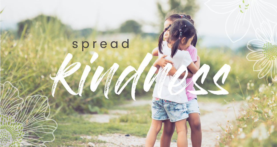 3 Ways to Get Your Kids Involved in Random Acts of Kindness Week