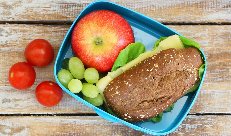 Meal Prepping Lunches for Kids