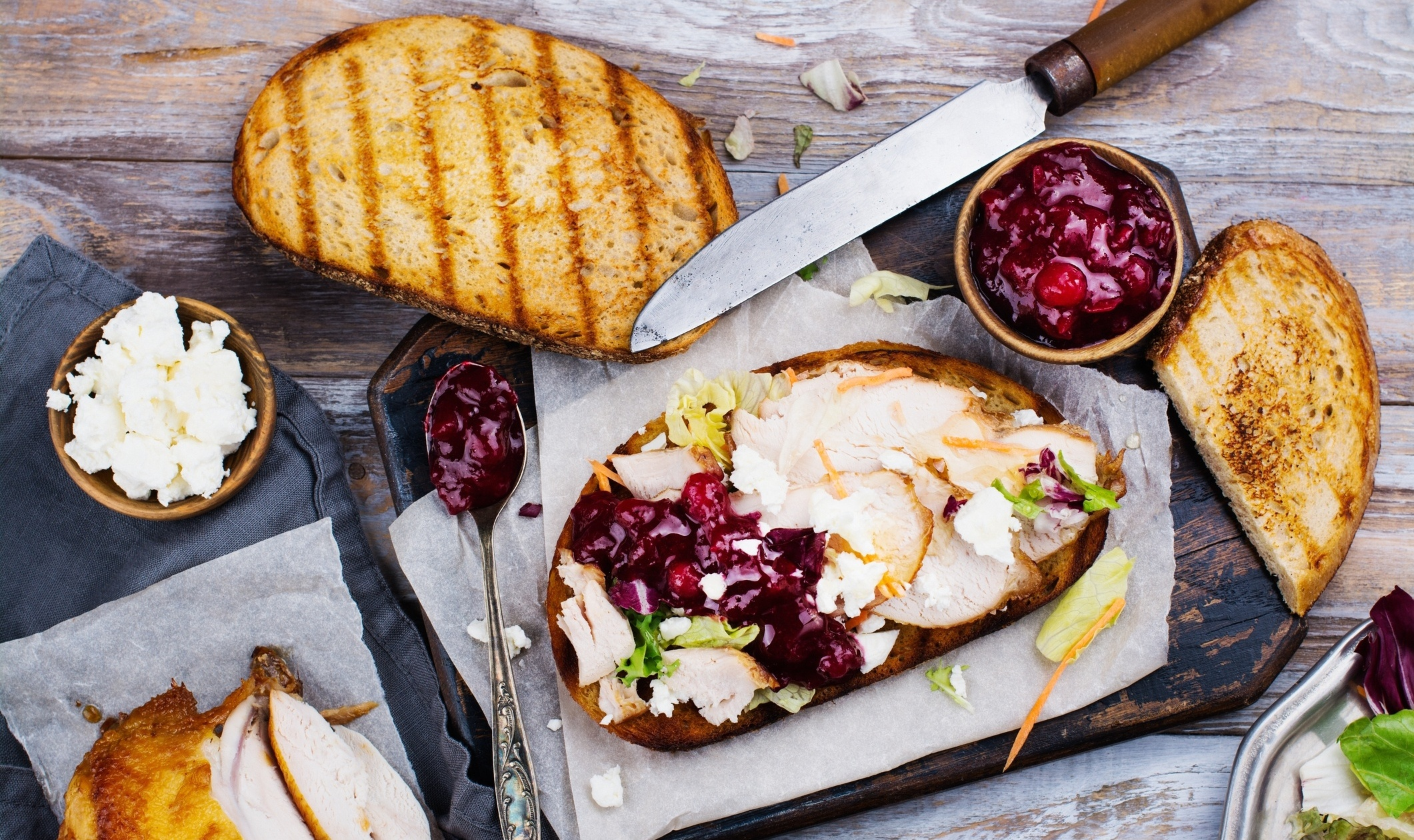 5 Ways to Use Your Thanksgiving Leftovers