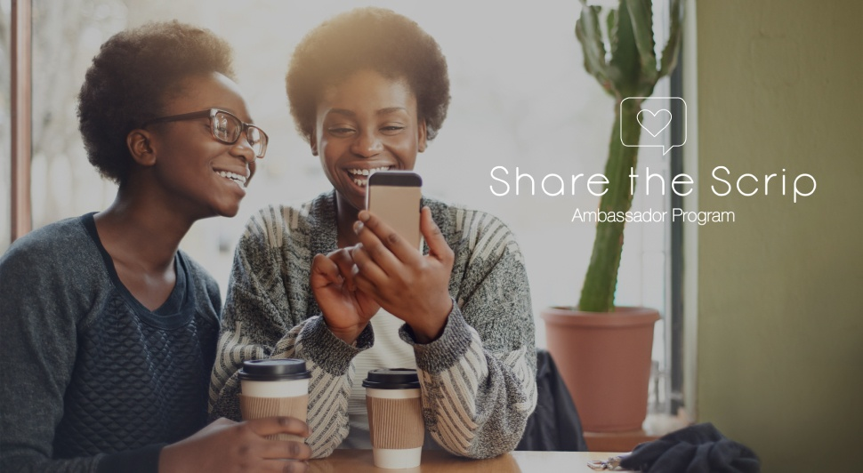 What is the Share the Scrip Ambassador Program?
