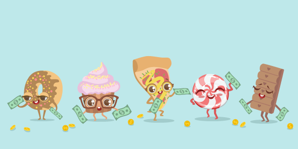 Junk Food and Fundraising