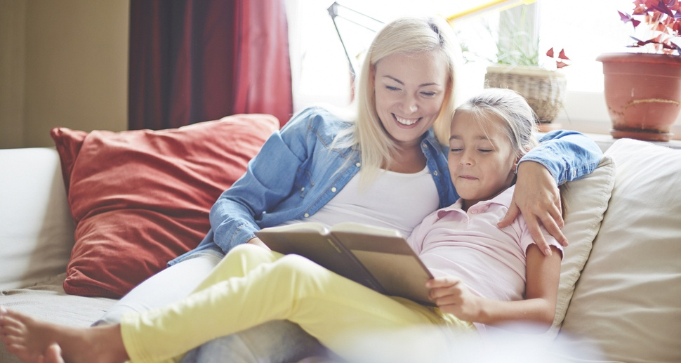 Encouraging Your Kids to Read for Fun