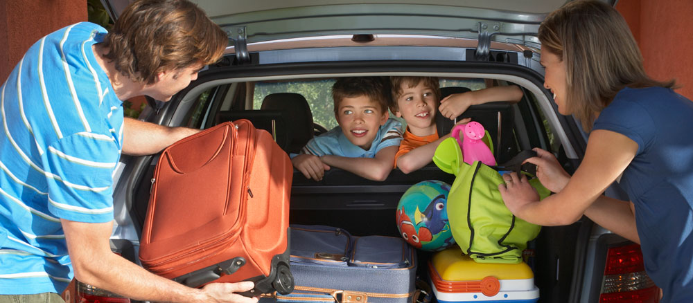 10 Travel Hacks for Your Spring Break Road Trip with Kids